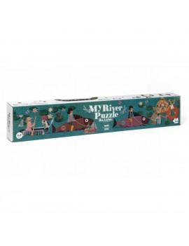 My river puzzel 3 meter lang (3+) - Londji