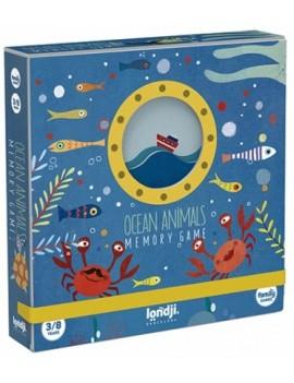 Ocean animals memory - Londji
