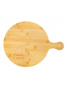 Bamboe pizzaplank - Sass & Belle