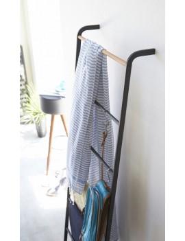 Ladder kapstok zwart - Yamazaki