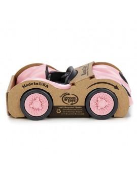 Speelgoed race auto roze - Green Toys