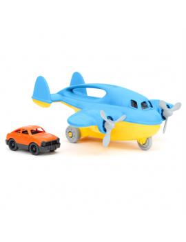 Speelgoed cargo vliegtuig - Green Toys