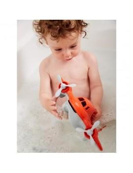 Speelgoed blusvliegtuig oranje - Green Toys