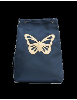 Turnzak met koorden vlinder - Caramel et Cie