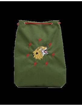 Turnzak met koorden tijger - Caramel et Cie