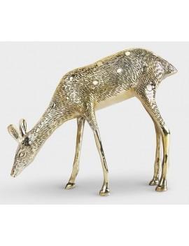 Gouden beeld hert - &Klevering