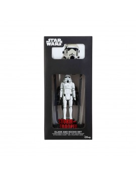 Star Wars glas en sokken