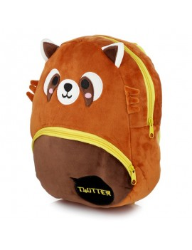 Rode panda kleuterboekentas - Puckator