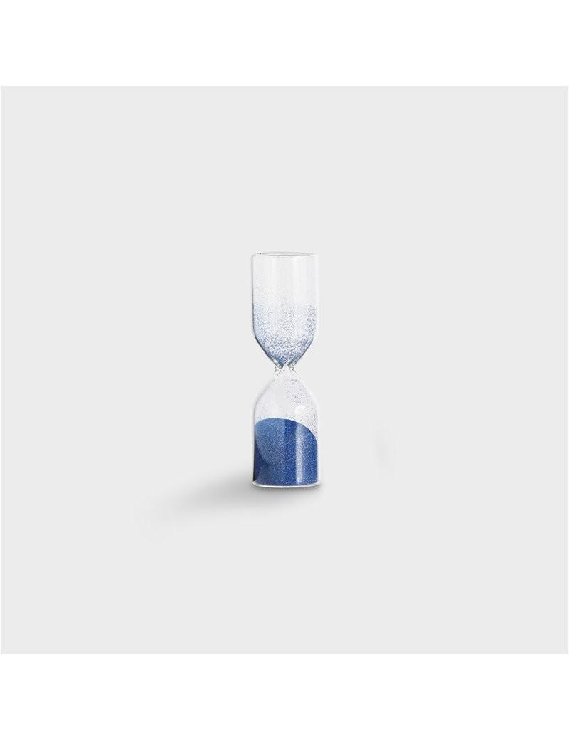 Kleine blauwe zandloper - &Klevering