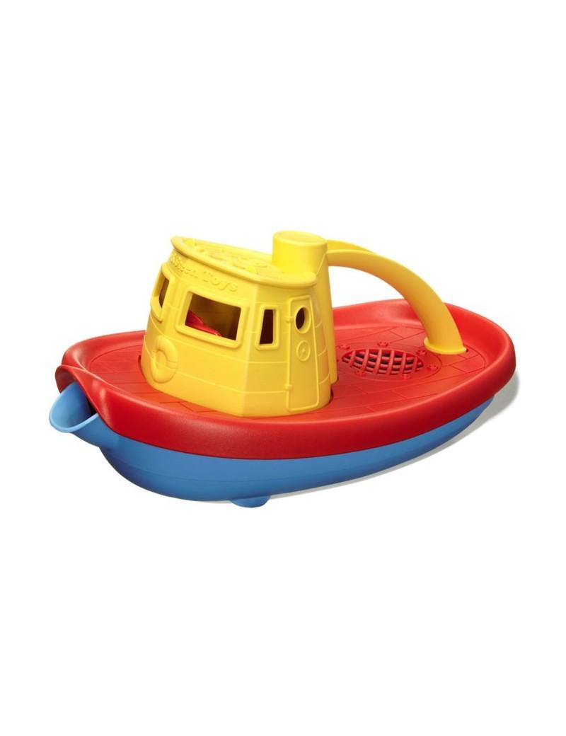Speelgoed sleepboot - Green Toys