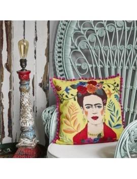 Frida Kahlo kussen - Talking Tables