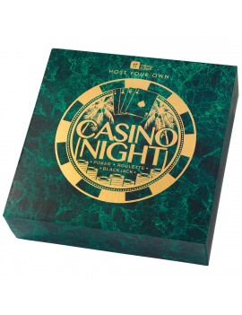 Host your own Casino Night - Talking Tables
