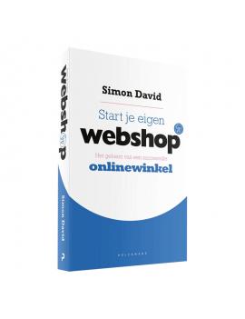 Start je eigen webshop - Pelckmans Uitgeverij