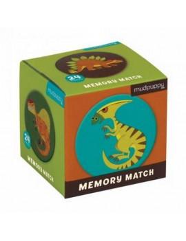 Dino memory spel - Mudpuppy