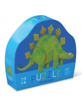Dino stegosaurus puzzel - Crocodile Creek
