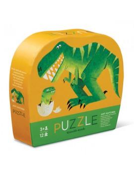 T-rex puzzel - Crocodile Creek