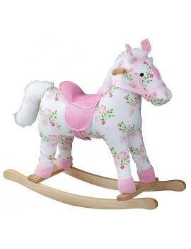 Roze schommelpaard - Green Toys