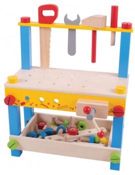 Speelgoed werkbank voor kinderen - Green Toys