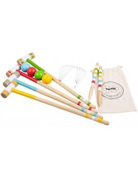 Croquet spel voor kinderen - Green Toys