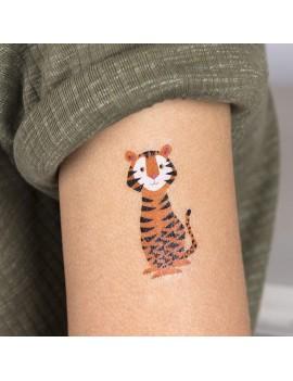 Wild Wonders tijdelijke tattoos - Rex London