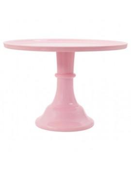 Grote taartplateau roze - A Little Lovely Company