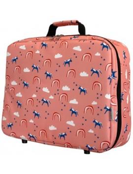 Koffer voor kinderen eenhoorn - Aikoo
