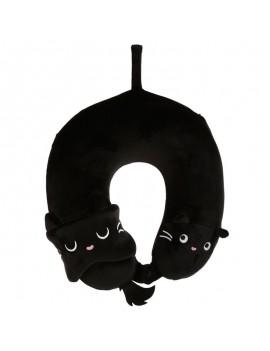 Reiskussen met oogmasker kat - Puckator