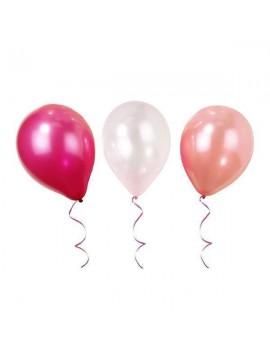 Roze ballonnen - Talking Tables