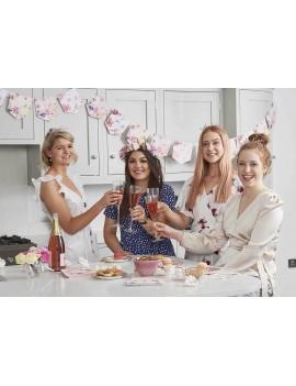 Bride to be tiara roze - Talking Tables