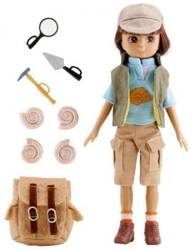 Lottie pop als archeoloog - Lottie Fossil Hunter