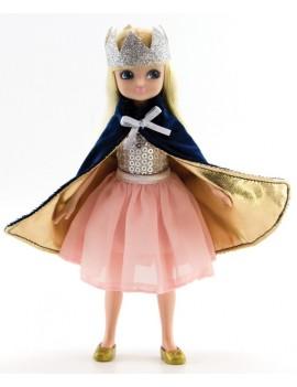 Lottie pop als koningin - Lottie Queen of the Castle