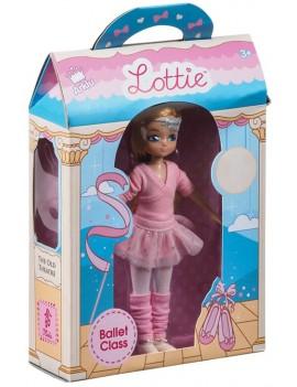 Lottie pop in het ballet - Lottie Ballet Class