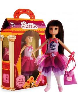 Lottie pop in het kleurrijk ballet - Lottie Spring Celebration Ballet