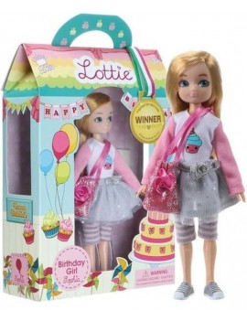 Lottie pop is jarig - Lottie Birthday Girl