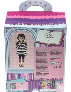 Lottie pop met boek - Lottie Story Time