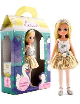 Lottie pop als ballerina - Lottie Swan Lake