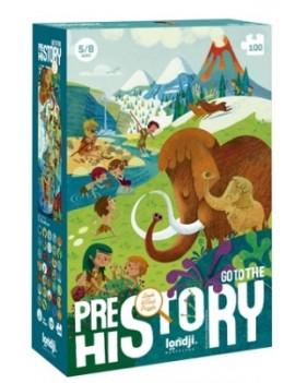 Go to the prehistory (5+) - Londji