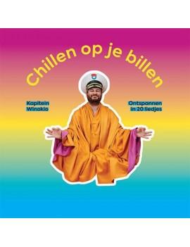 Chillen op je billen boek + cd - Kapitein Winokio