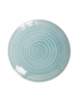 ontbijt- of dessertbord keramiek lichtblauw - &Klevering