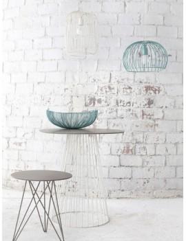 hanglamp, Lorenza, lichtblauw - Antonino Sciortino