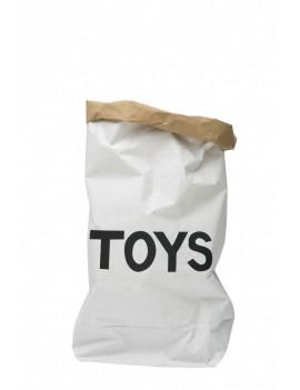 Paper Bag opbergzak 'Toys' - Tellkiddo
