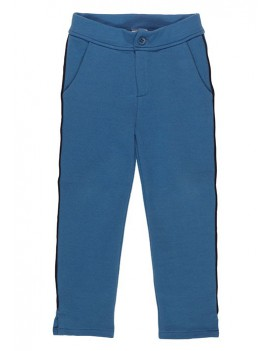 broek Jogin Blue Fancy (6 maand) - Dis Une Couleur