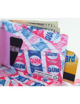 'Mighty Wallet' Bubble Gum