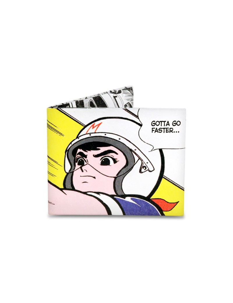 'Mighty Wallet' Manga Speed Racer