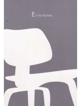 kaart 'E is for Eames'