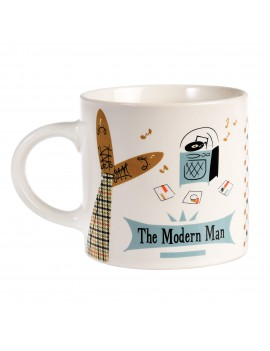 Tas 'modern man'