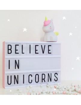 Unicorn light - A Little Lovely Company