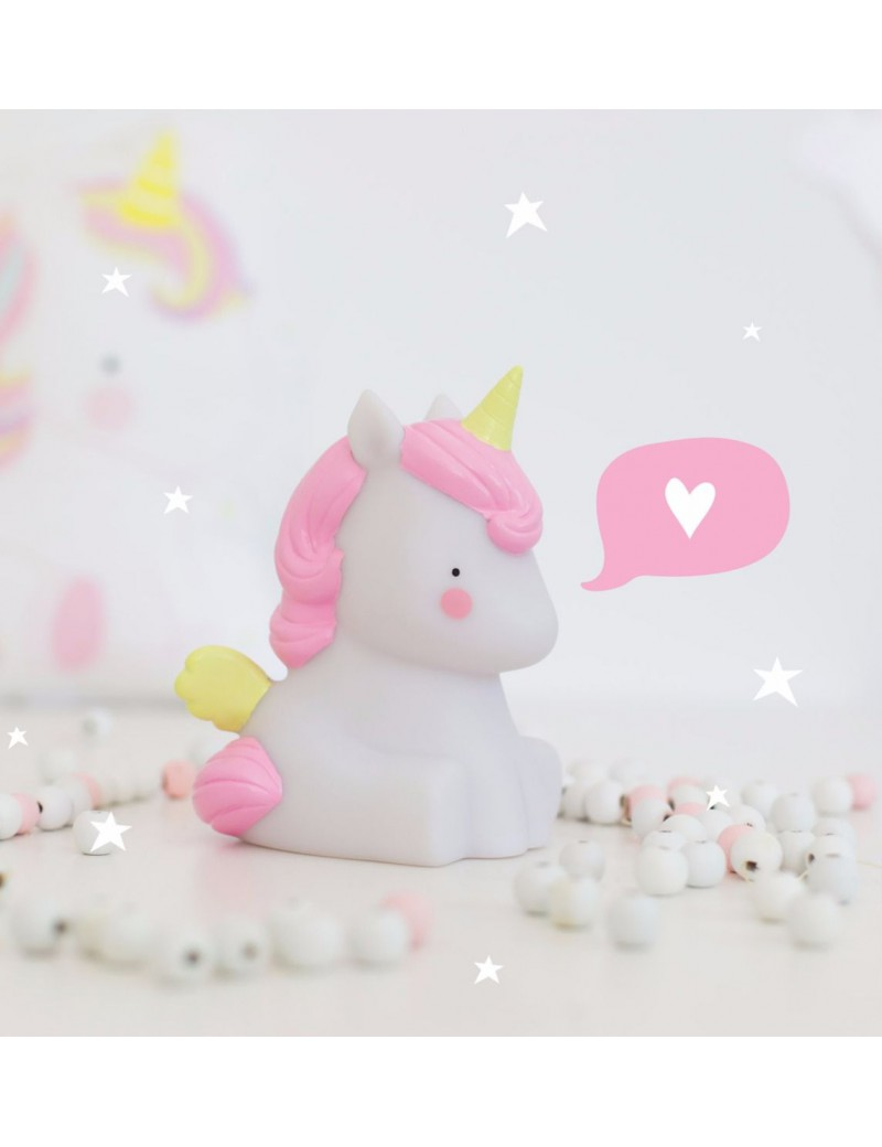 Unicorn light - A Little Lovely Company