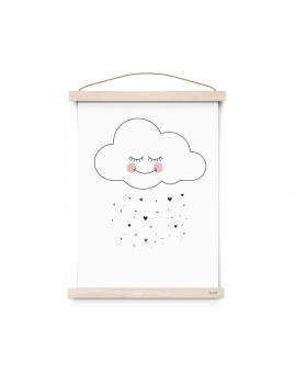 poster A3 'Sweet Cloud' - Eef Lillemor