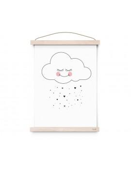 poster A3 'Sweet Cloud' - Eef Lillemor